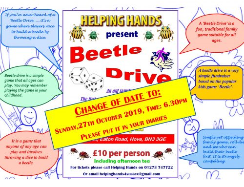 Helping Hands Beetle Drive