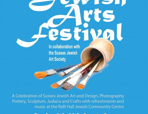 Ralli Hall: Sussex Jewish Arts Festival