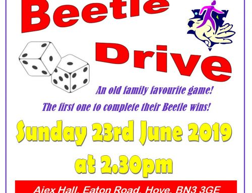 Helping Hands Beetle Drive
