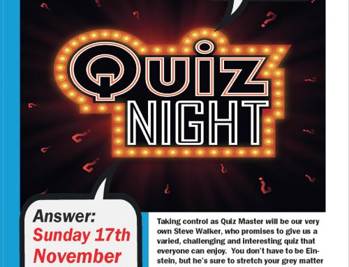 Ralli Hall Quiz Night