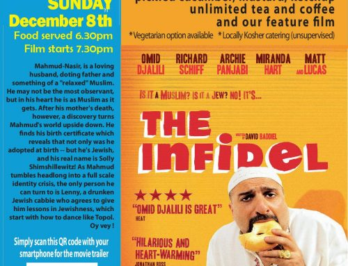 Jewish Film Club: The Infidel