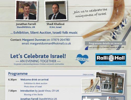 Let's Celebrate Israel
