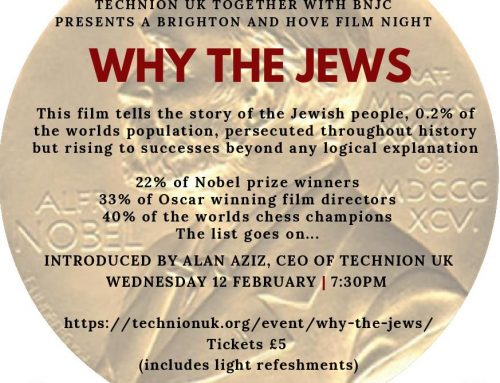 "Film ""Why the Jews?"""