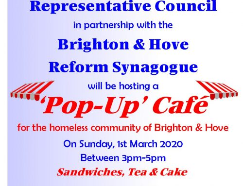 'Pop-Up Cafe' for the Homeless