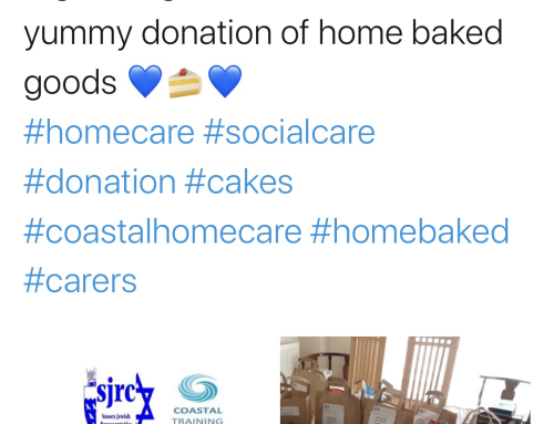 Thank you from Sussex Homecare