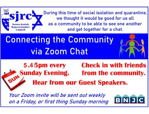 SJRC Community Chat